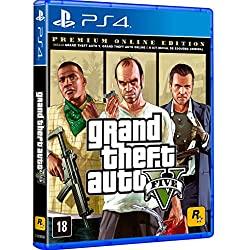Grand Theft Auto V (GTA) PS4